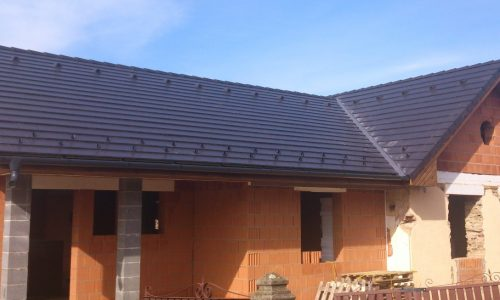 Kis ház családi otthonná bővítése